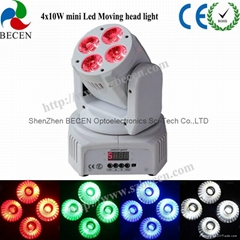 4x10w/15w/18w 4in1 5in1 6in1 led beam
