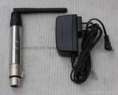 2.4G Wireless DMX Receiver or Transmitter