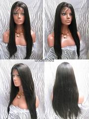 Brazilian Virgin Hair Full Lace Wig Human Hair Lace Wigs