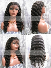 Lace Front Wig Straight Body Wave Deep Wave Brazilian Virgin Human Hair Closure