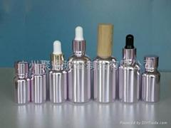 電鍍玻璃精油瓶