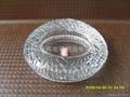 高档鸟巢玻璃烟灰缸