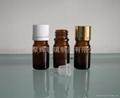 茶色棕色玻璃精油瓶5-100ml   5