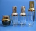 玻璃化妆品套装瓶