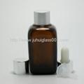 50ml 方形玻璃樽玻璃精油瓶喷雾瓶