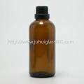 100ml棕色玻璃樽精油瓶 2