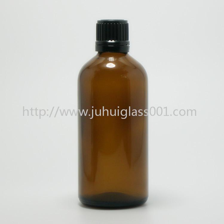 100ml棕色玻璃樽精油瓶 3