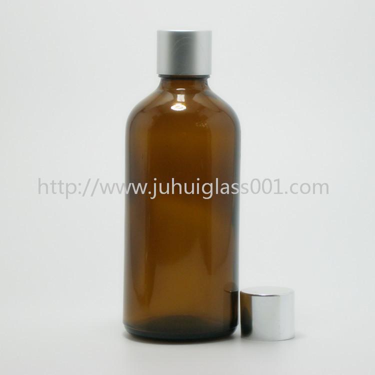 100ml棕色玻璃樽精油瓶 4
