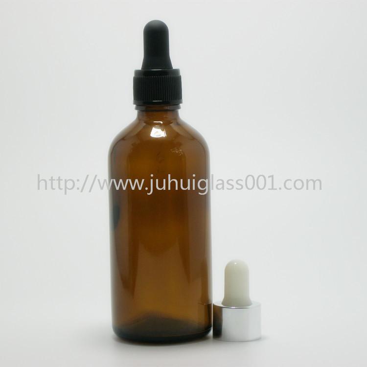 100ml棕色玻璃樽精油瓶 7