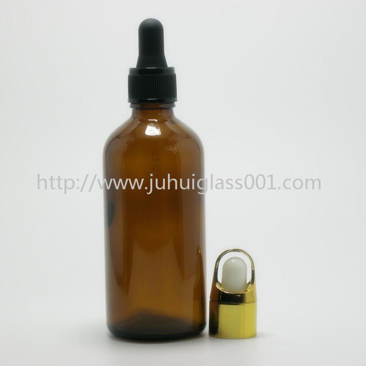 100ml棕色玻璃樽精油瓶 8