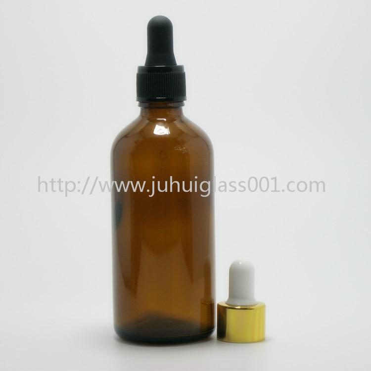 100ml棕色玻璃樽精油瓶 9