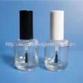 15ML Transparent/Amber Glass Nail Polish