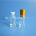 3ML Roll-on Glass Bottle with Ball&Cap 5