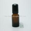 茶色5ml 10ml 15ml 20ml玻璃滚珠瓶走珠瓶