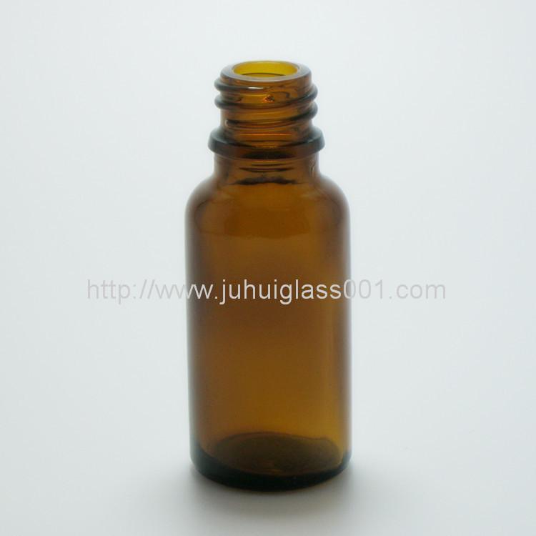 20ml茶色玻璃精油瓶配套花篮盖滴管 6