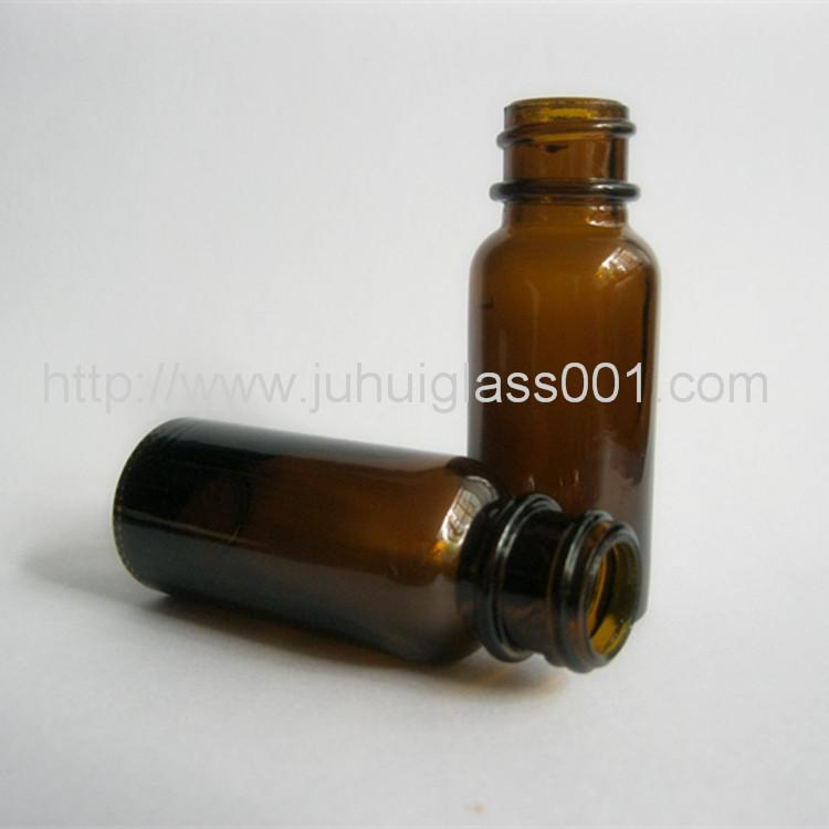 15ml棕色波士顿精油瓶细长型玻璃精油瓶 2