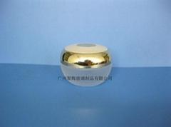 30g圓球形玻璃膏霜瓶膏霜罐