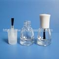 現貨供應各種形狀5ml玻璃指甲