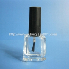 Hot Sell 8ML Glass Bottle For Nail Polish Package