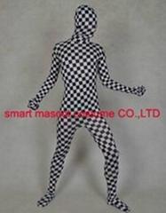 lycra spandex costume