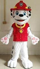 paw patrol mascot costume