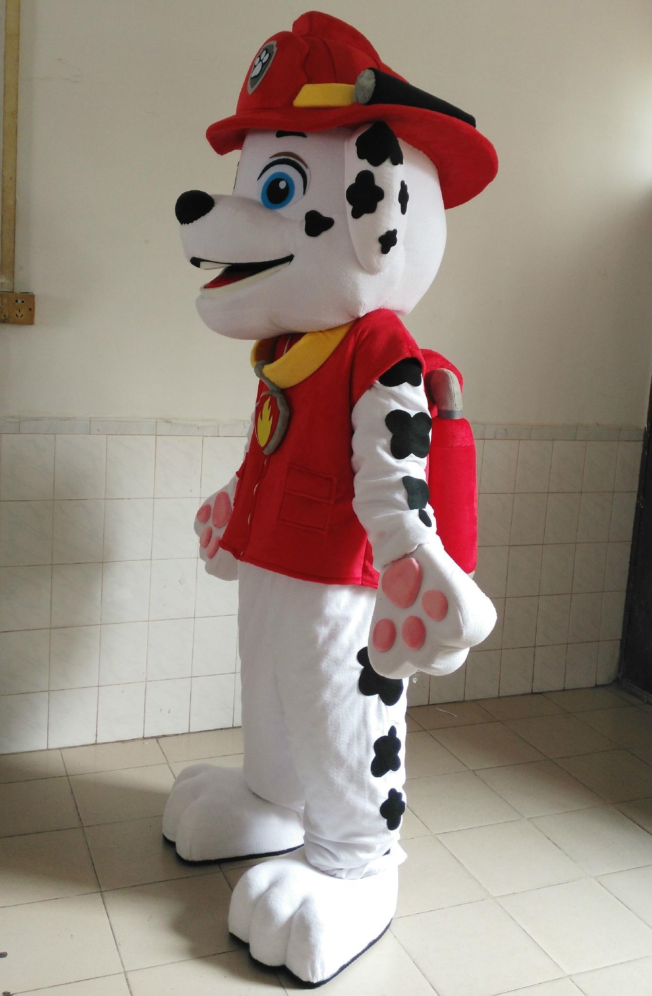 paw patrol mascot costume - sm137