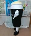 beer mascot costume