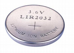 Button-Type Lithium-ion Battery