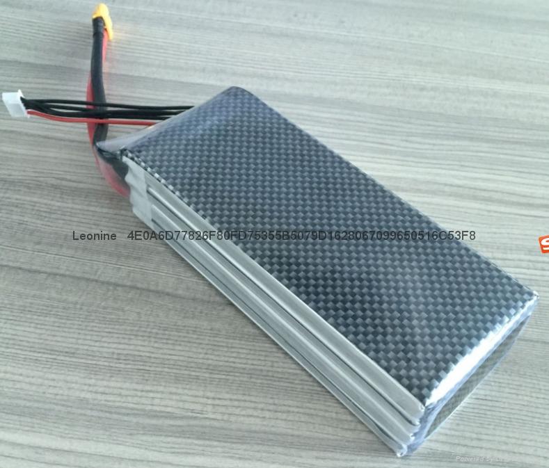 无人机航模锂电池 1