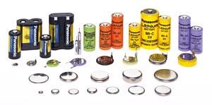 全密封锂锰电池