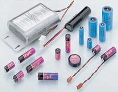 3.6V鋰亞硫電池
