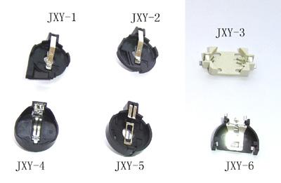 锂锰3V纽扣电池座