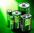 9V鎳氫充電電池