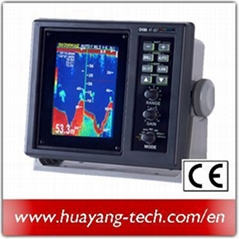 """5.6"""" TFT LCD Display Fish Finder 400W Output"""