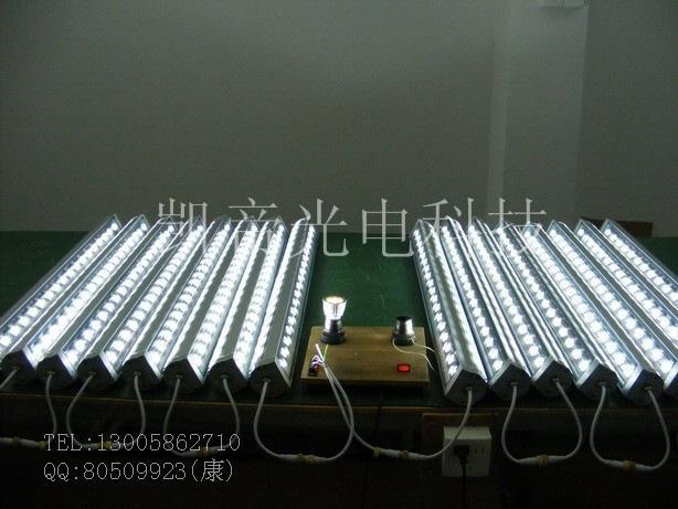 72W高亮度高流明LED投光燈 4