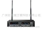 台湾咪宝MIPRO ACT-52U段双频道无线话筒