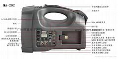 臺灣咪寶MA202無線喊話器