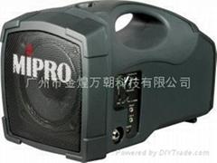 台湾咪宝MA101无线喊话器