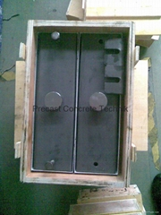 PC 模板固定磁盒