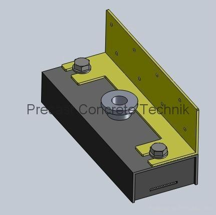 Precast Concrete Magnet