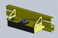 Clamp for precast Conrete Magnet