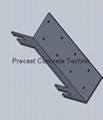 Clamp for Shuttering Magnet