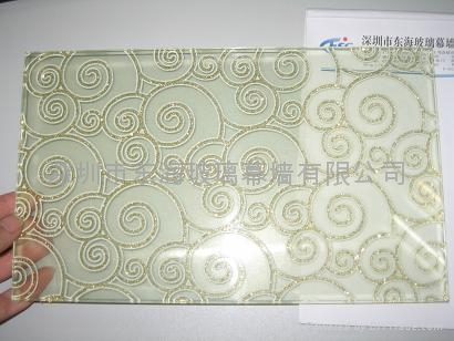 供應 夾膠鋼化玻璃 1