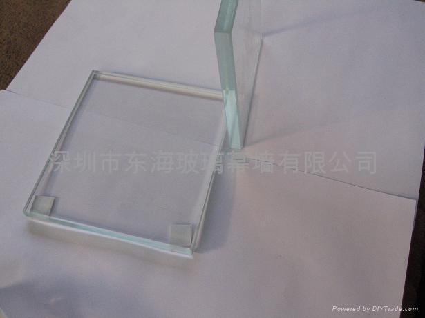 東海:4-19mm超白玻璃 1
