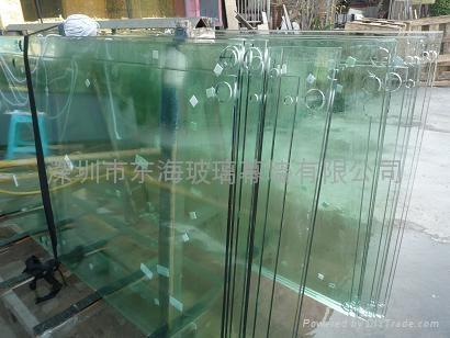 供應ESG普通平板玻璃 2