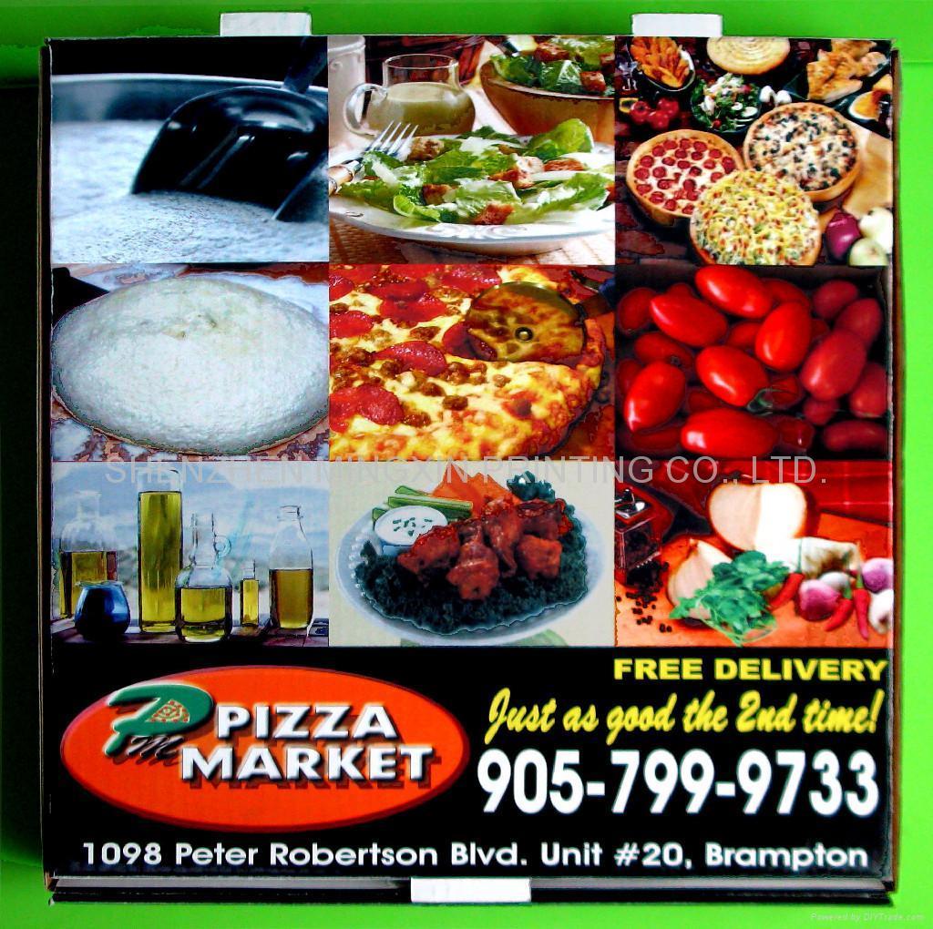 Pizza Boxes 4