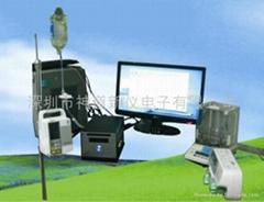 输液注射泵测试系统