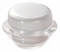 Hot model 15ml dishware acrylic  eye
