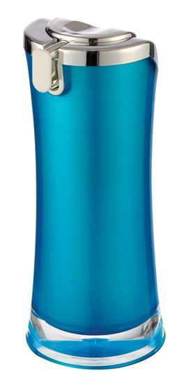 New model acrylic cosmetic  50ml bottle 5