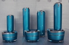 120ml Acrylic moisturizer lotion plastic cosmetic  bottle